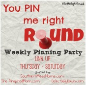 Pin Me Right Round