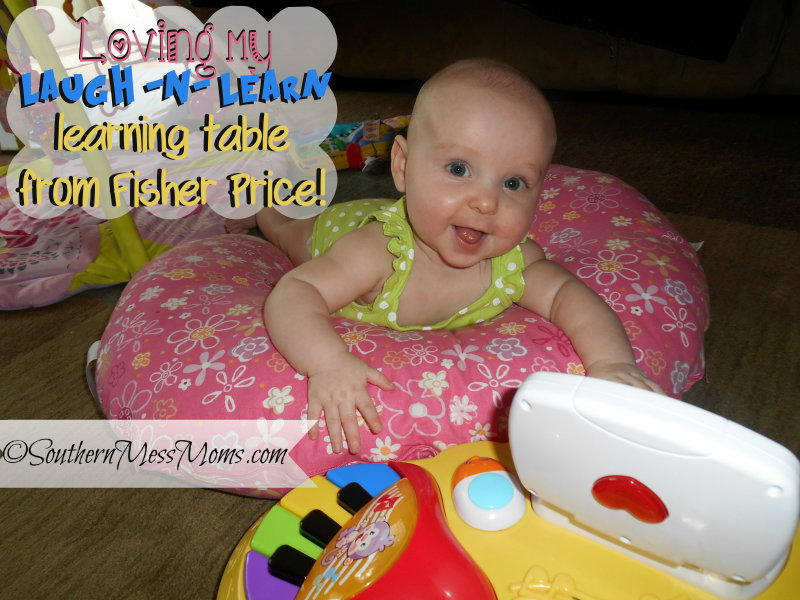 Fisher Price Laugh & Learn Fun With Friends Musical Table Review