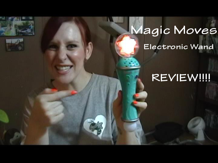 Magic Moves Electronic Wand Review
