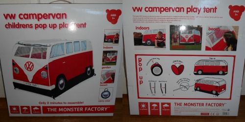 1965 VW Camper Van Play Tent