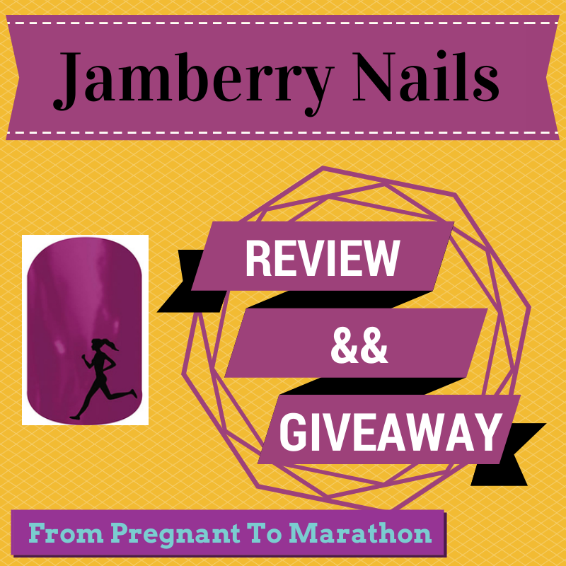 Jamberry Nails Review & Giveaway