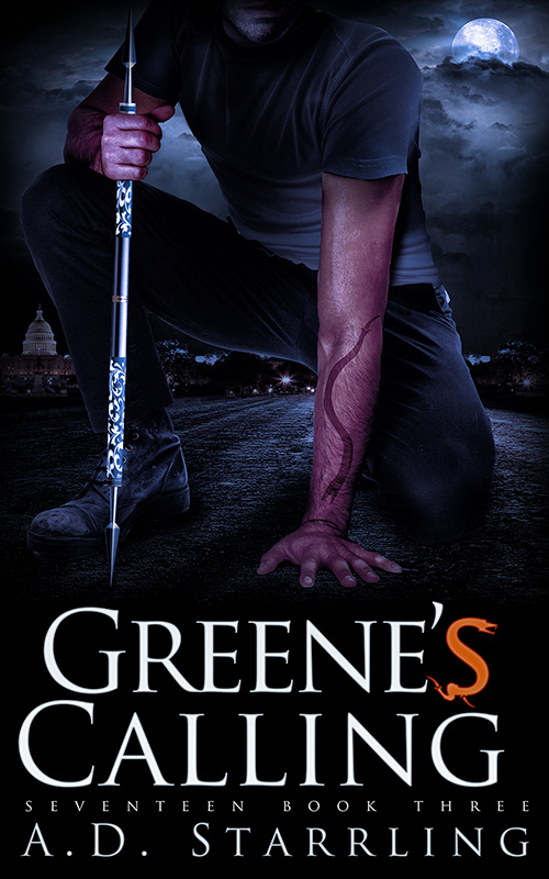 Greenes-Calling-800 Cover reveal and Promotional